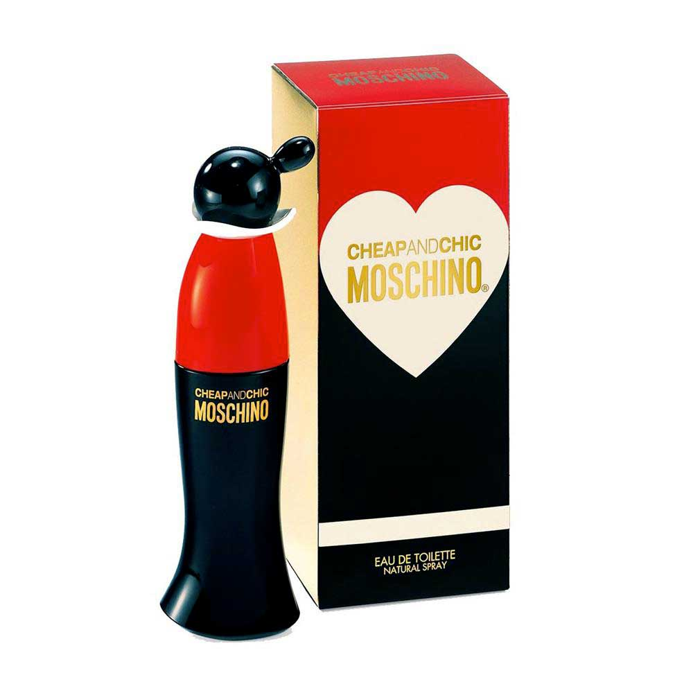 Moschino fragrances Cheap Chic Eau De Toilette 50ml