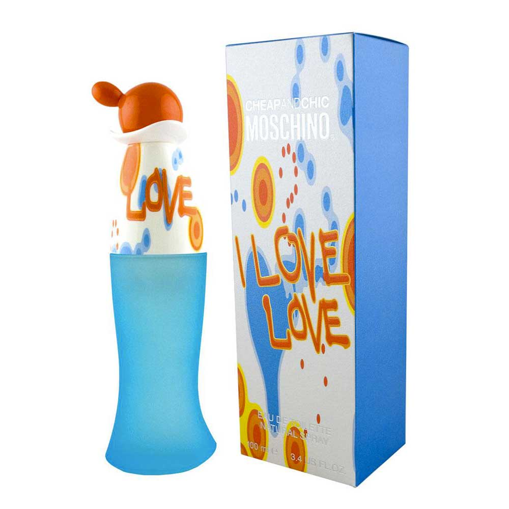 Moschino Cheap Chic I Love Love 50ml
