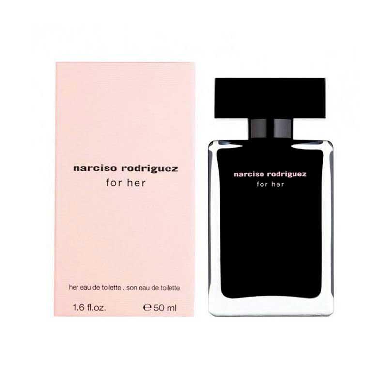 Narciso-rodriguez-fragrances For Her Eau De Toilette 50ml