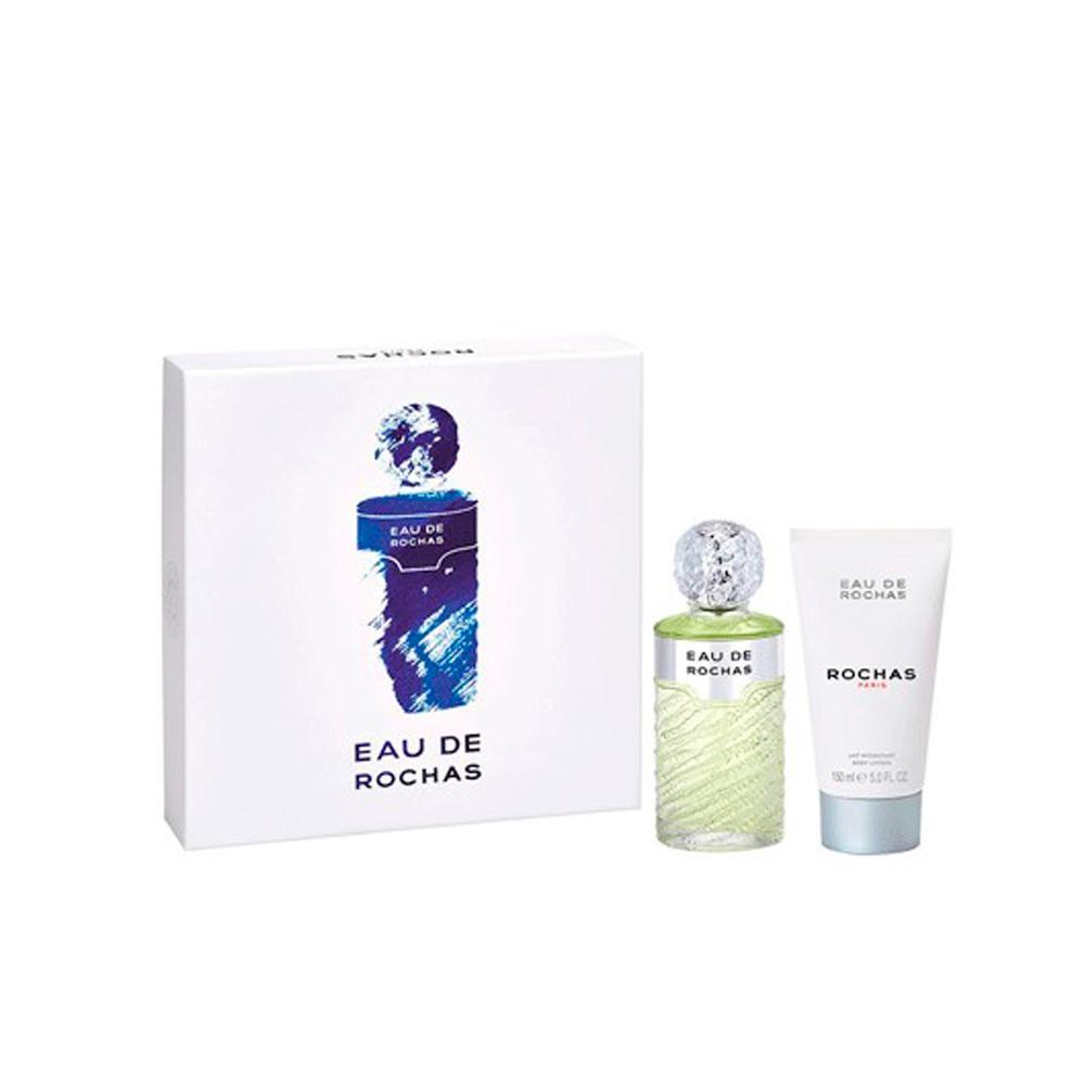 Rochas Eau De Toilette 100 ml Body 150 ml