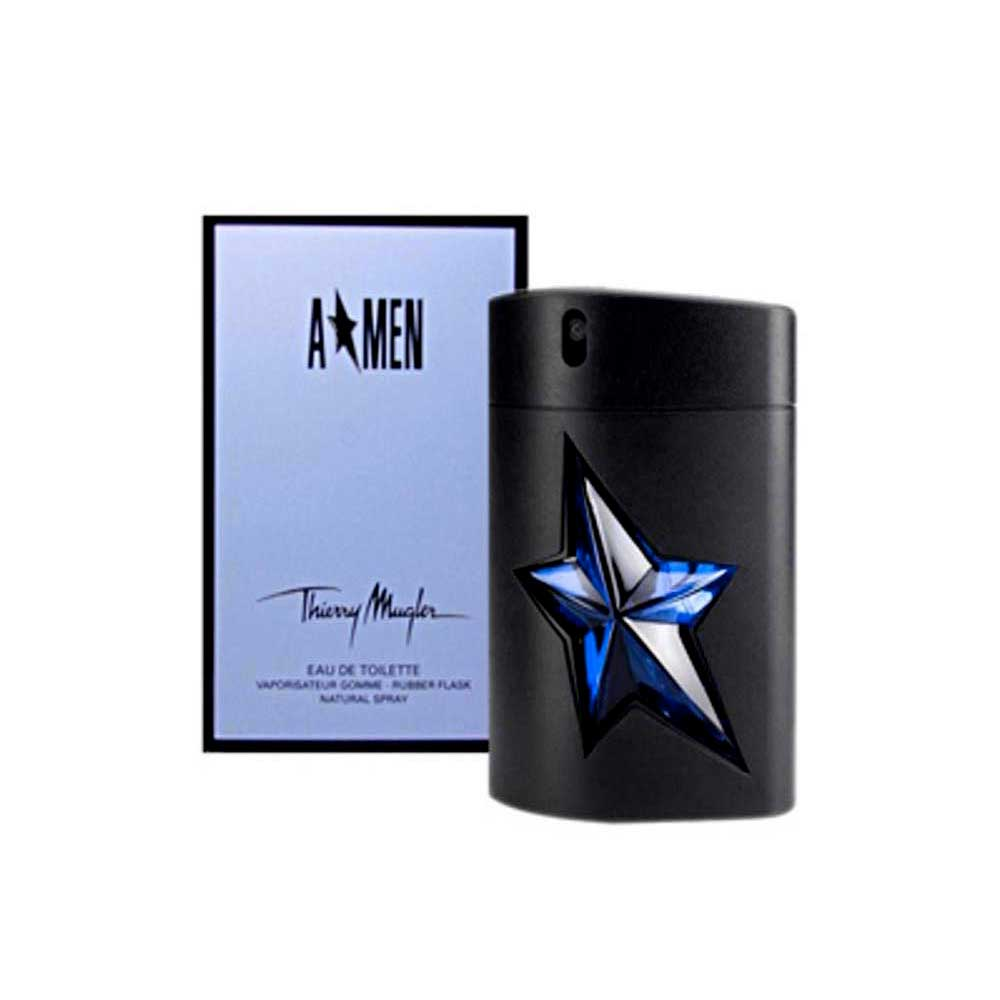Thierry mugler A Men Eau De Toilette Rubber 100ml Rechargeble