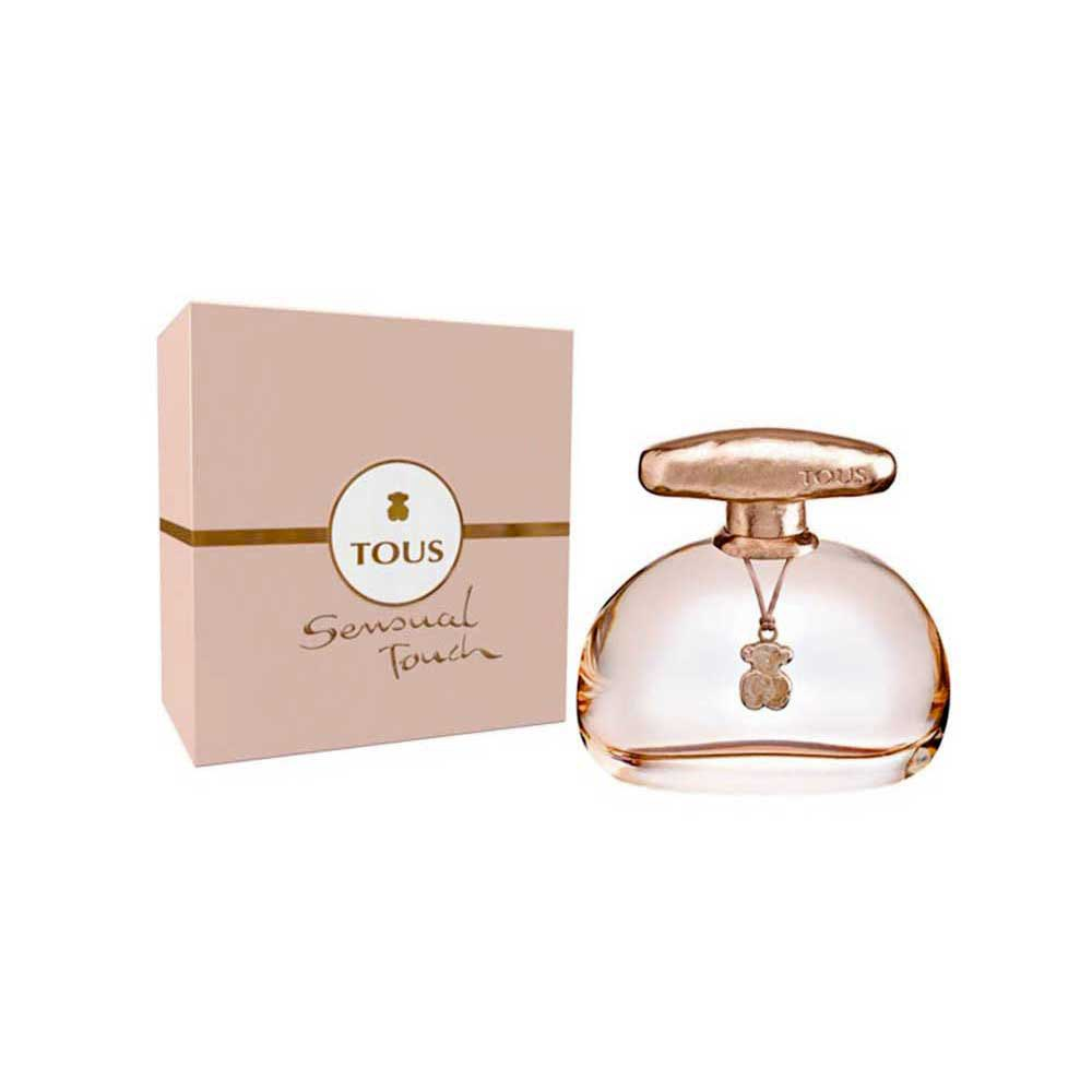 Tous fragrances Touch Sensual Eau De Toilette 100ml Body Milk 150ml Mini 4.50ml