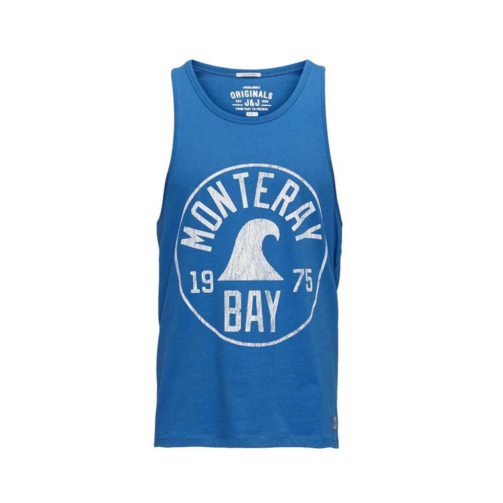 Jack & jones Jornewport Sleeveless Crew Neck