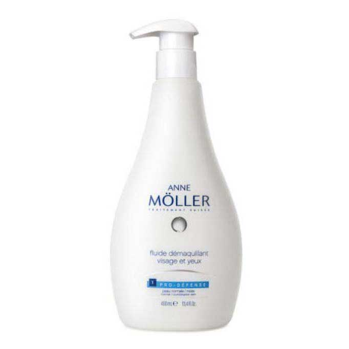 Anne moller fragrances Makeup Remover Liquid Face And Eyes 400ml