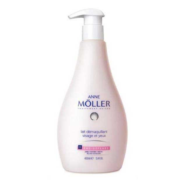 Anne moller Makeup Remover Milk Face And Eyes 400 ml