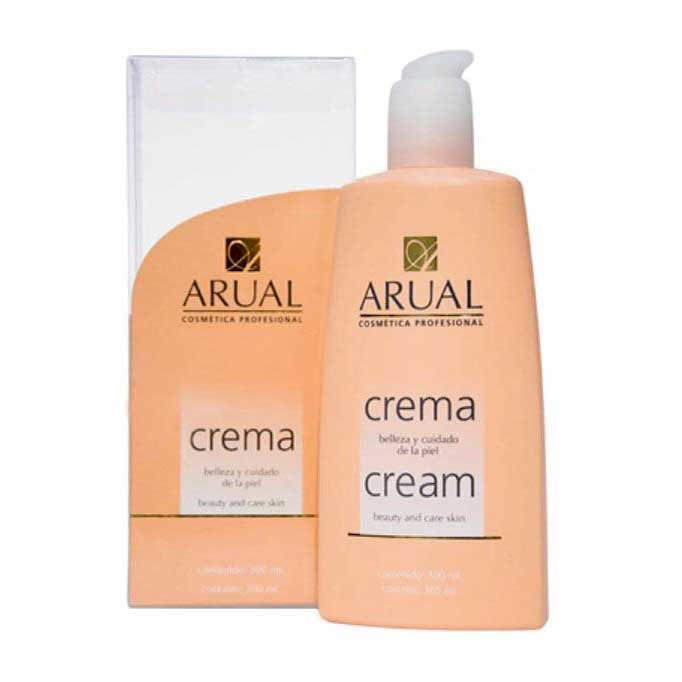 Arual fragrances Hands Cream 300ml With Doser Pink