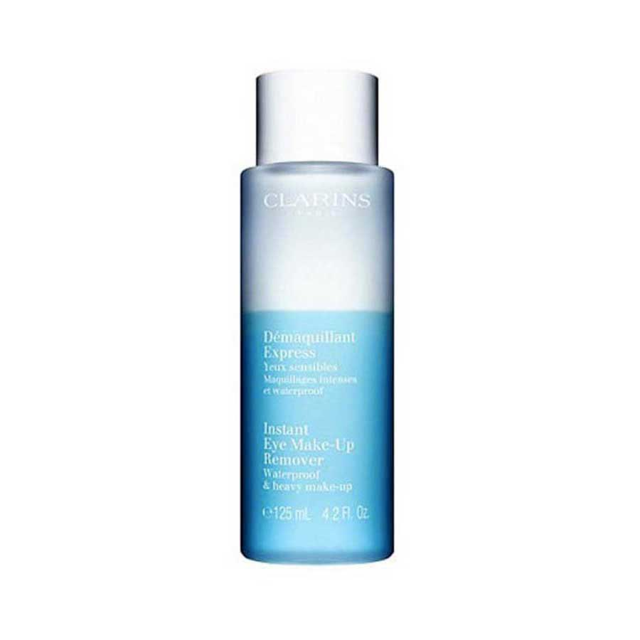 Clarins Makeup Remover Express Waterproof Eyes 125ml