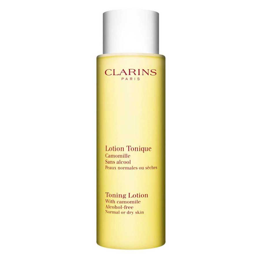 Clarins Lotion Tonic Camomille Without Alcohol Normal Skin 200 ml
