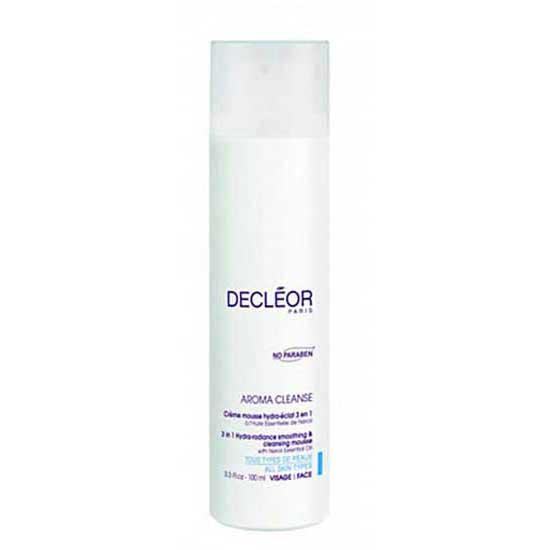 Decleor Cream Mousse Hydraeclat 3In1 100 ml