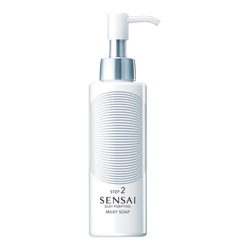abc1b24b14e Kanebo fragrances Sensai Silky Purifying Milky Soap Step 2 150ml White,  Dressinn