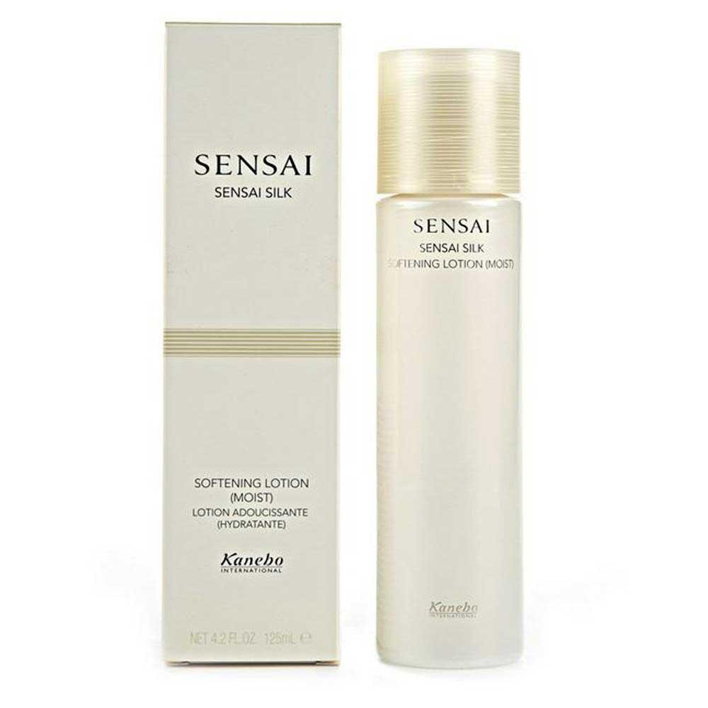 sensai silk softening lotion moist