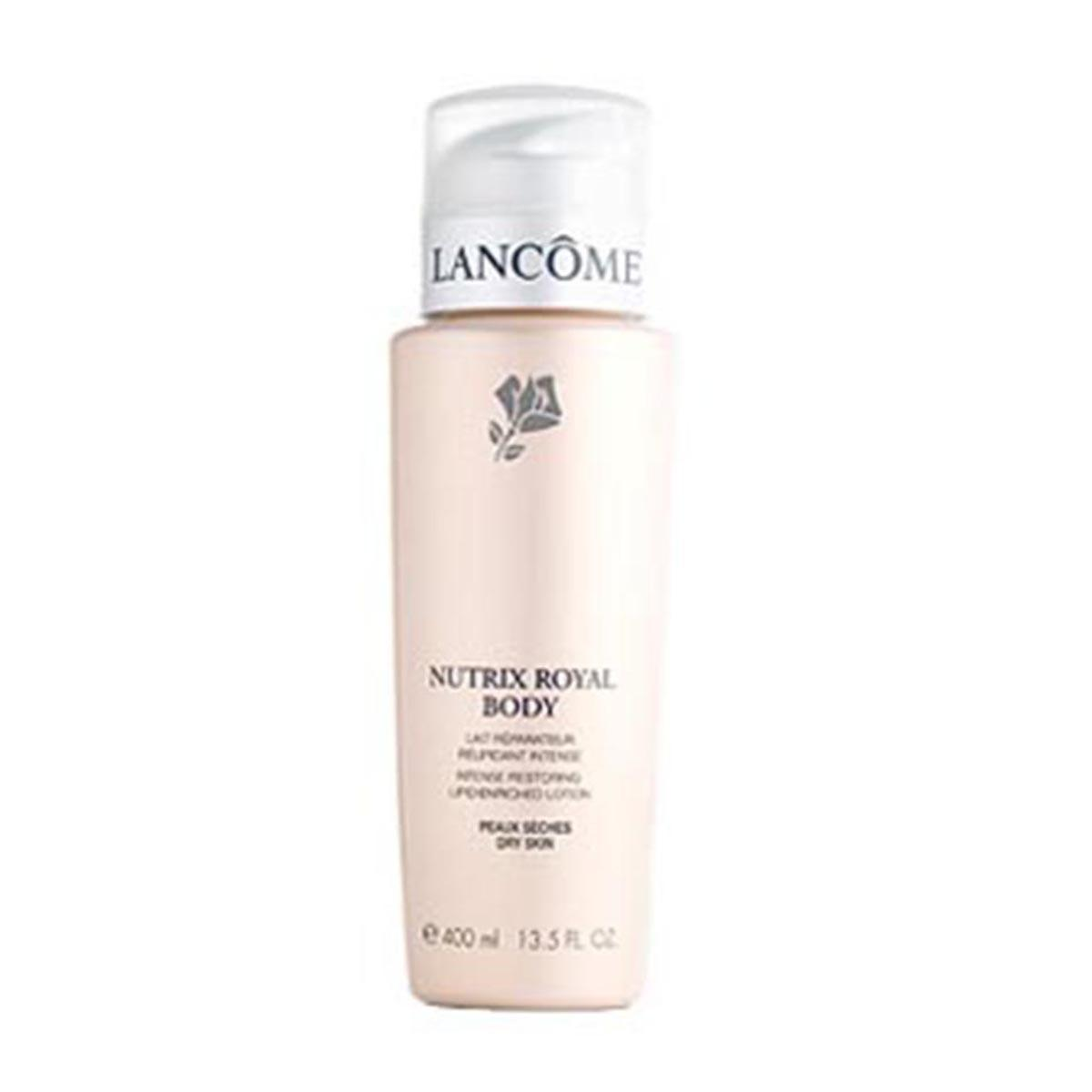Lancome fragrances Nutri Royal Body Milk 400ml