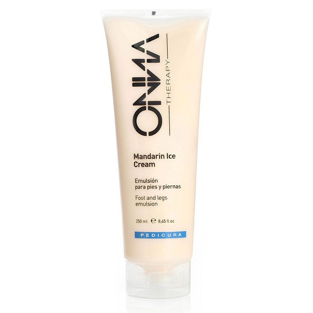 Onna therapy Mandarin Ice Cream Emulsion Feet And Legs 250 ml