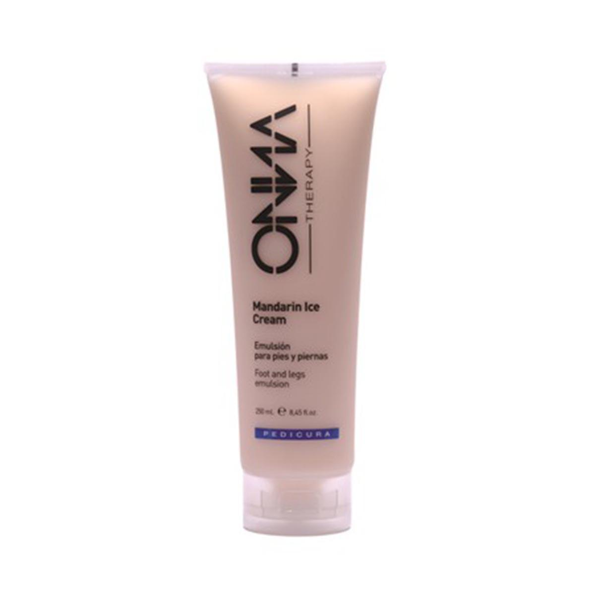 Onna therapy Mandarin Ice Cream Emulsion Feet And Legs 500 ml