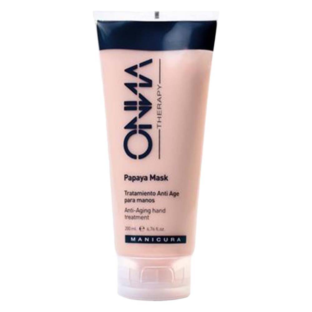 Onna therapy fragrances Papaya Mask Treatment Antiaging 200ml