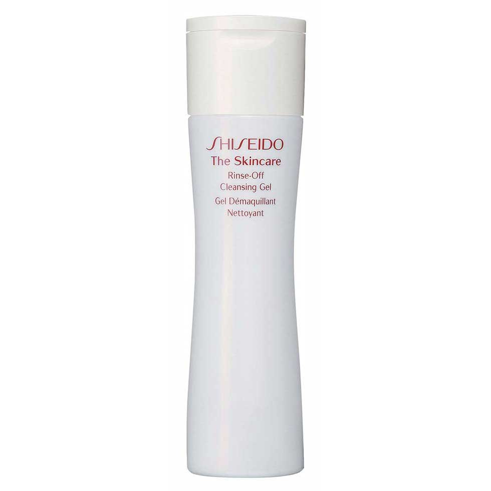 Shiseido The Skincare Rinse Off Cleansing Gel 200 ml