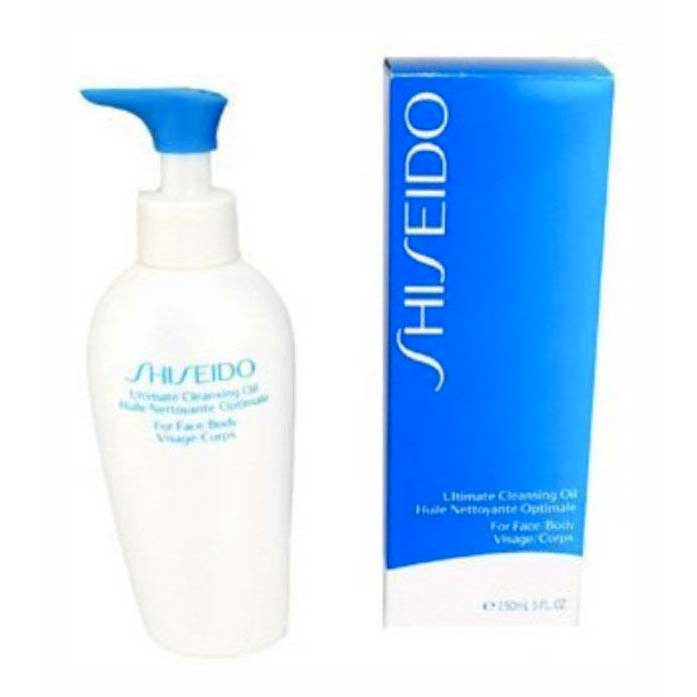 Shiseido fragrances Ultimate Cleansing Oil For Face And Body 150ml