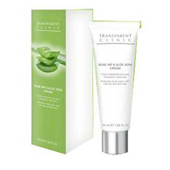 Transclini Rose Hip Aloe Vera Cream 50 ml