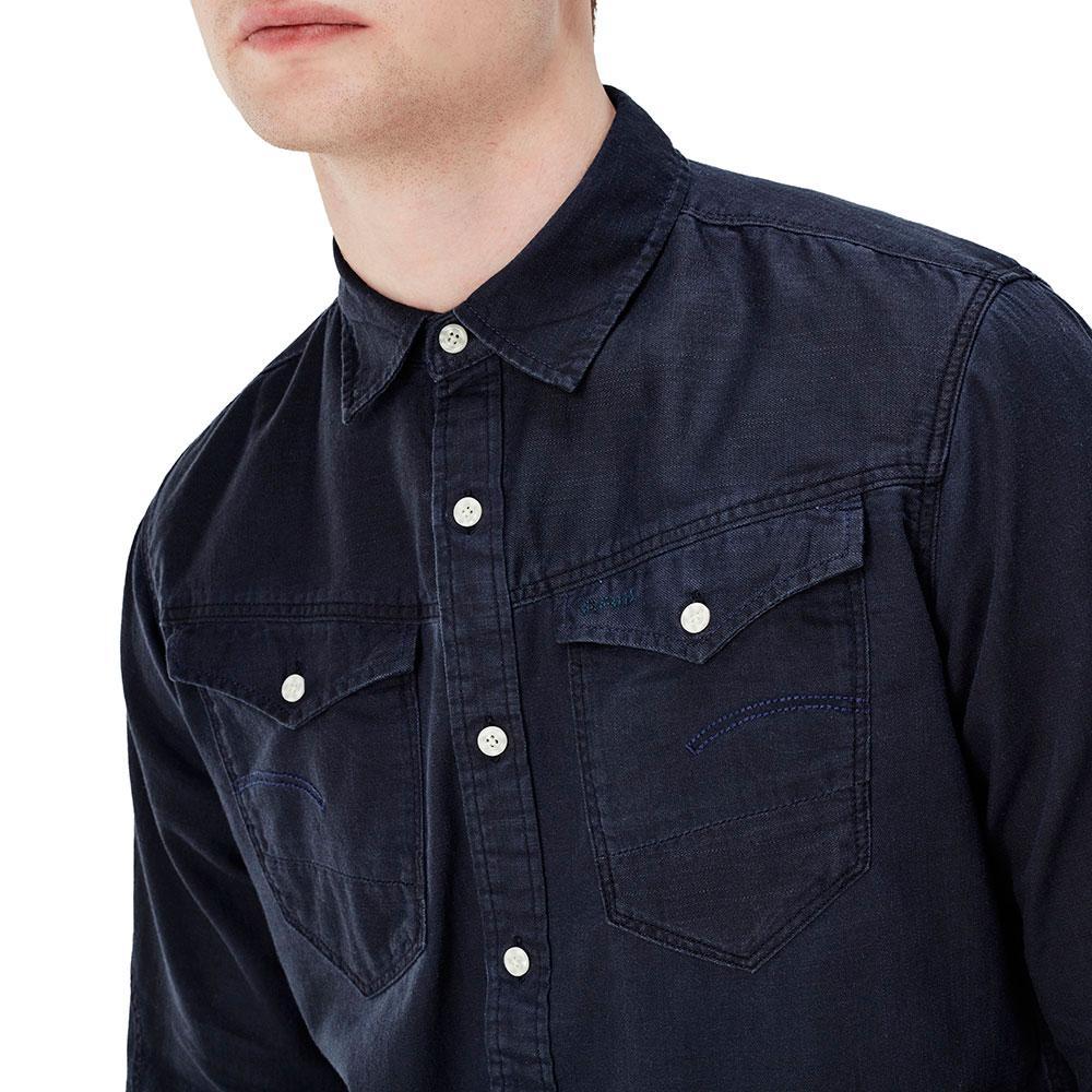 49849b42d0a71e Gstar Arc 3D Shirt L/S kopen en aanbiedingen, Dressinn Shirts