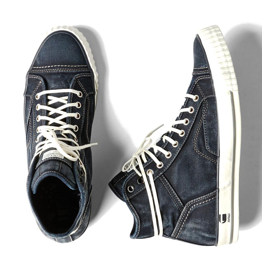 G-star Falton Washed Hi Denim