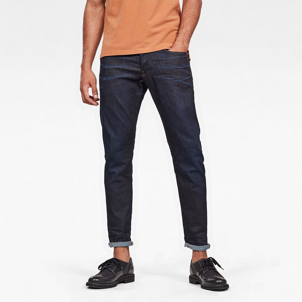 g star arc 3d tapered jeans salg, G Star 3301 LOW TAPERED