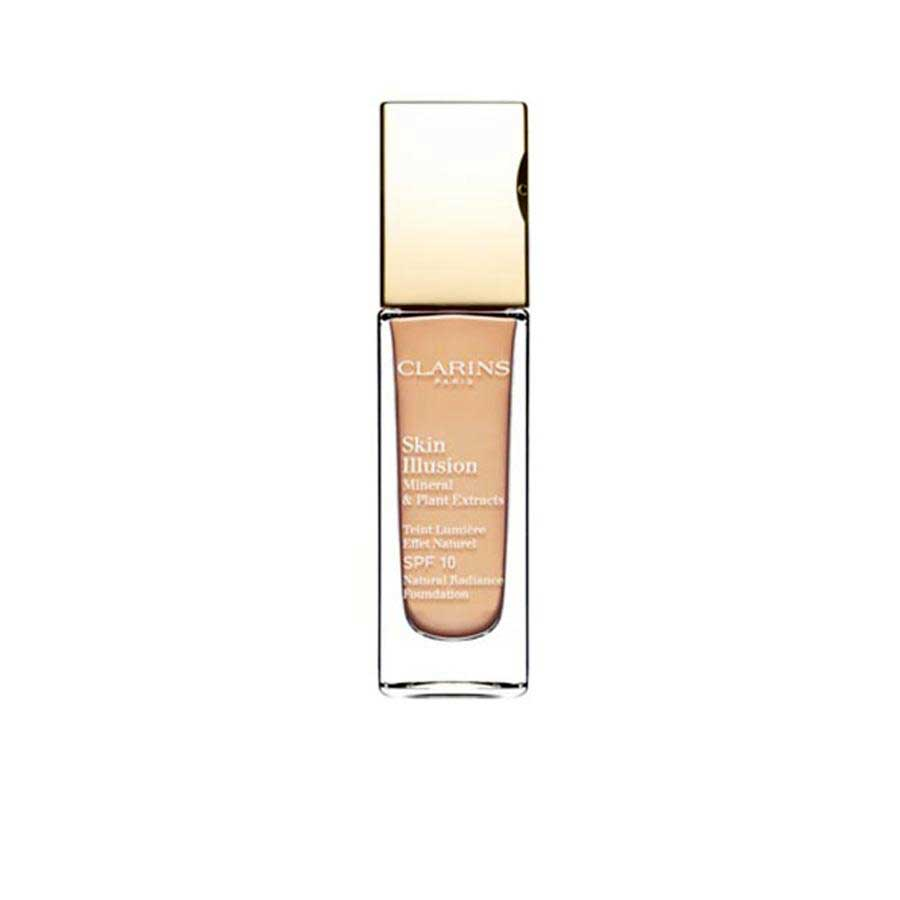 Clarins fragrances Skin Illusion 110.5 Spf10 30ml