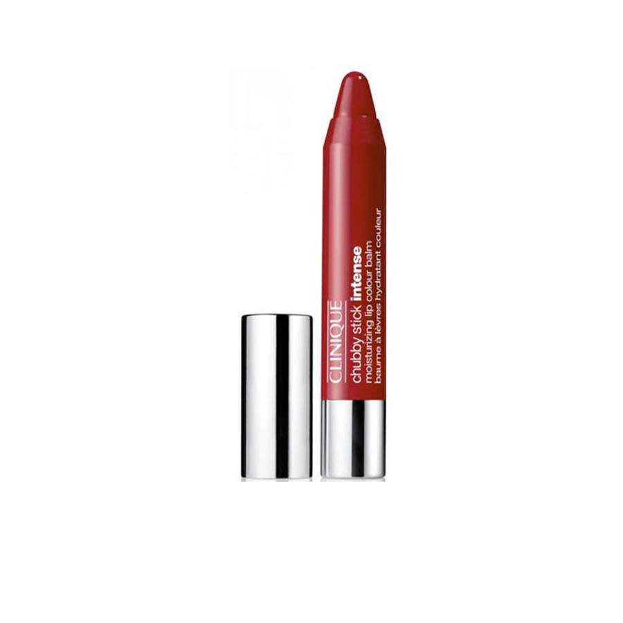 Clinique fragrances Chubby Stick Intense Lip Balm N14 Robust Rouge