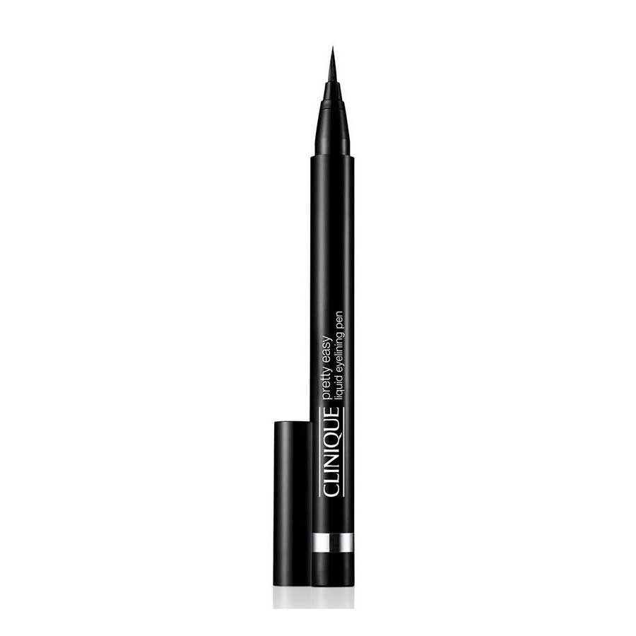 c1dfa9cc2ad Clinique fragrances Pretty Easy Liquid Eyelining Pen 01 Black Black ...