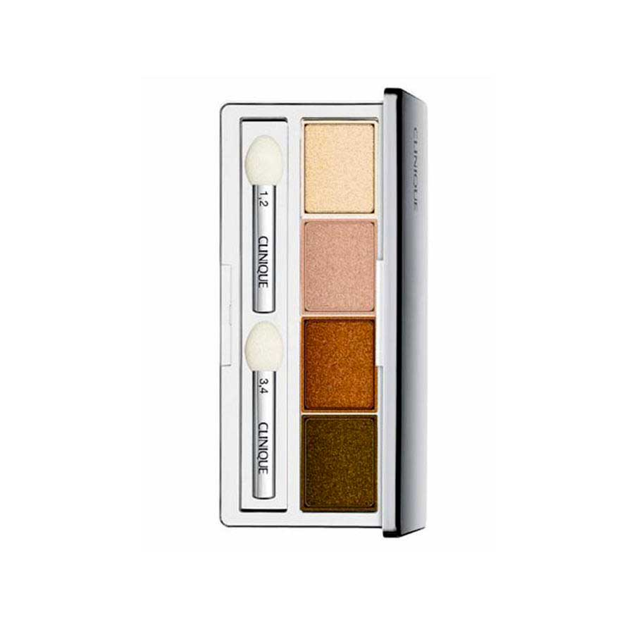 Clinique fragrances Shadow Quad 03