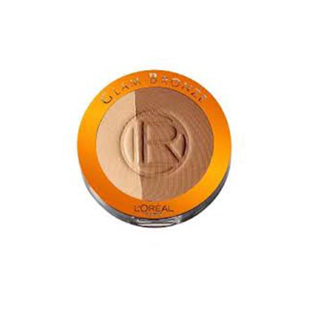 L´oreal fragrances Glam Bronze Powder Duo 102 Brunette