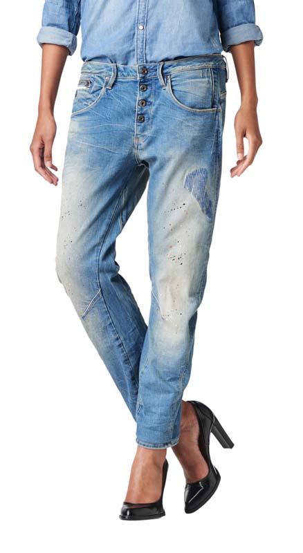 51d498414410 Gstar Arc 3D Low Waist Boyfriend Jeans L28, Dressinn