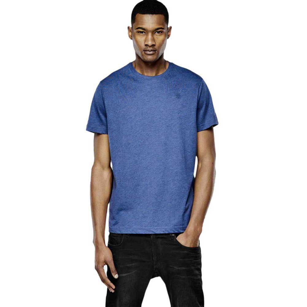 Gstar Basic Heather Round Neck T Shirt 2Pack
