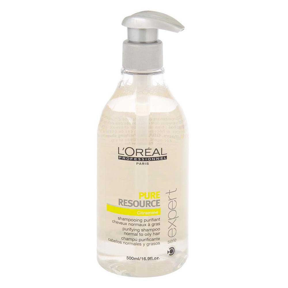 L´oreal Puer Resource Shampoo 500 ml