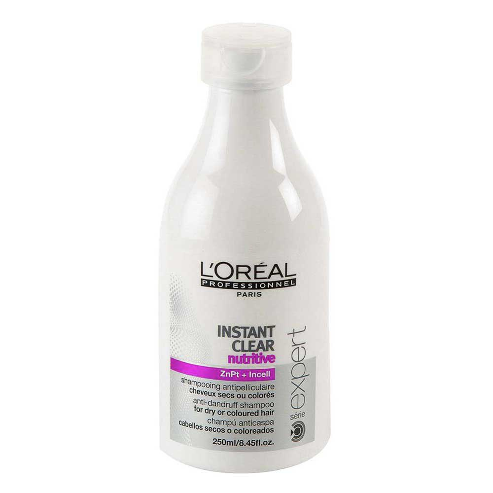 L´oreal Instant Clear Nutritive Shampoo 250 ml