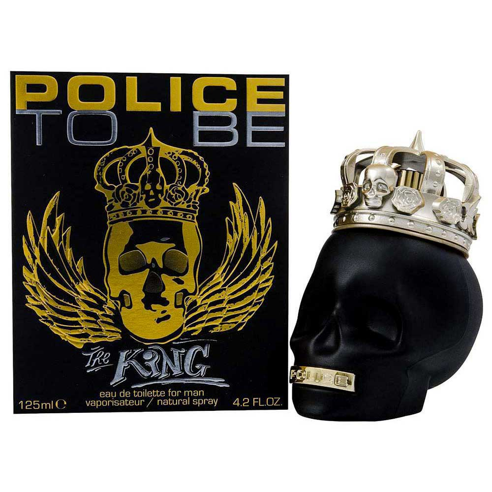 Police To Be The King For Man Eau De Toilette 125 ml
