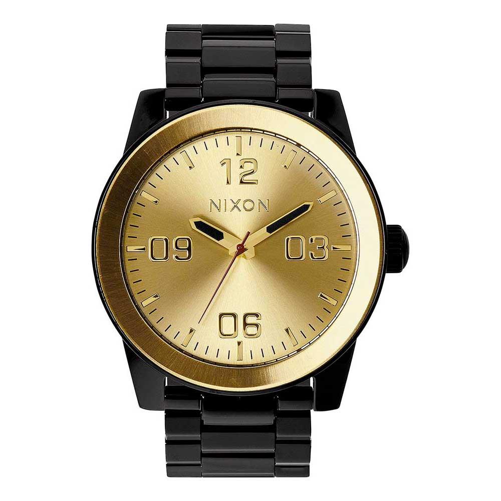 Relógios Nixon Corporal Ss One Size Black / Gold