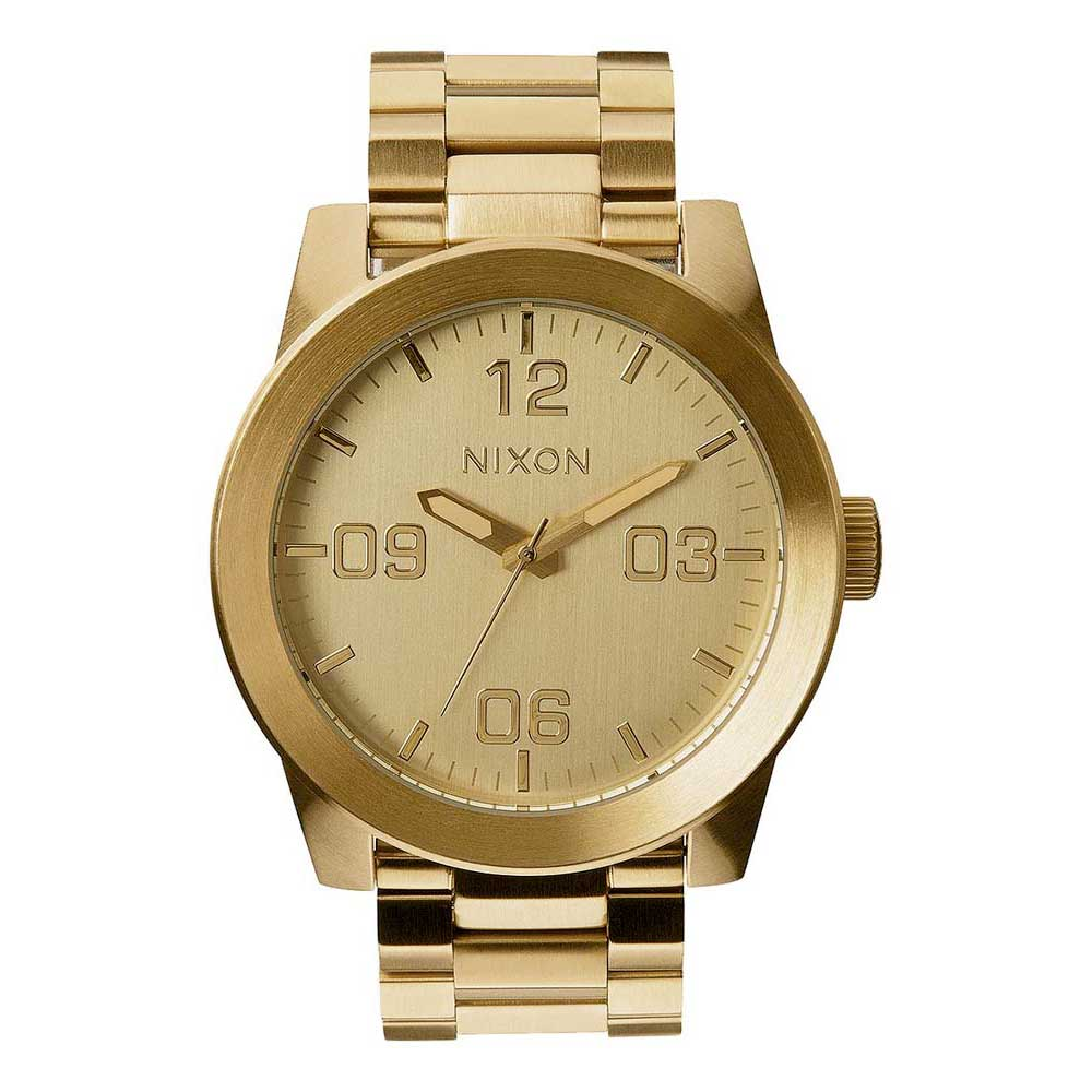 Relógios Nixon Corporal Ss One Size All Gold