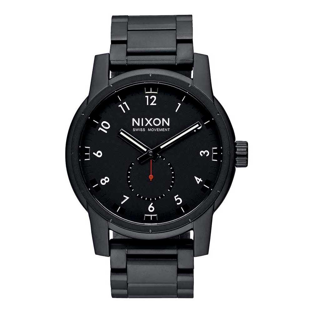 Relógios Nixon Patriot One Size All Black