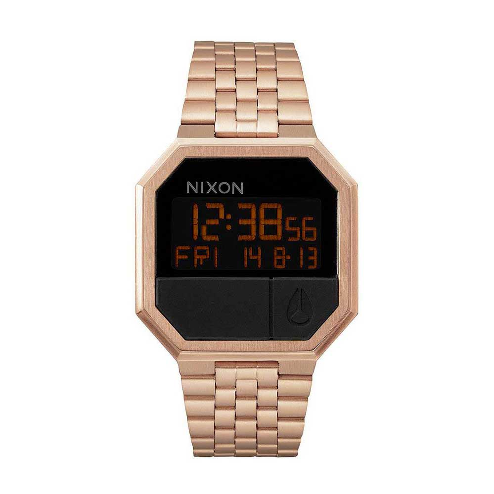 Relógios Nixon Re Run One Size All Rose Gold