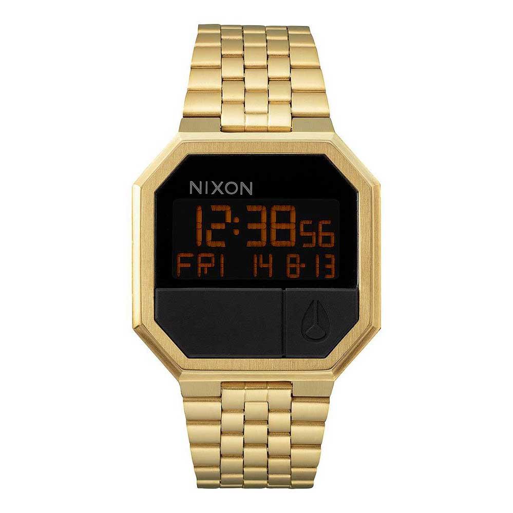 Relógios Nixon Re Run One Size All Gold