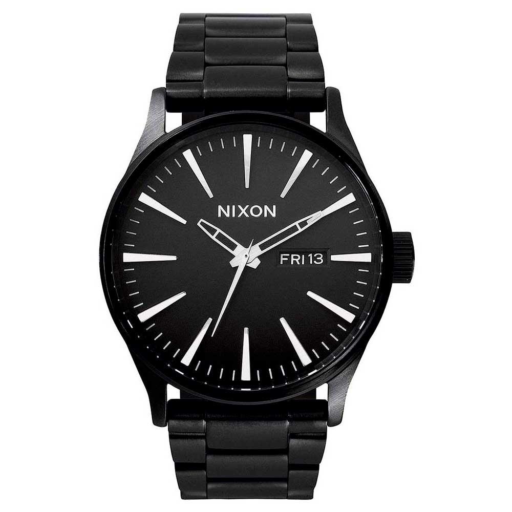 Relógios Nixon Sentry Ss One Size All Black
