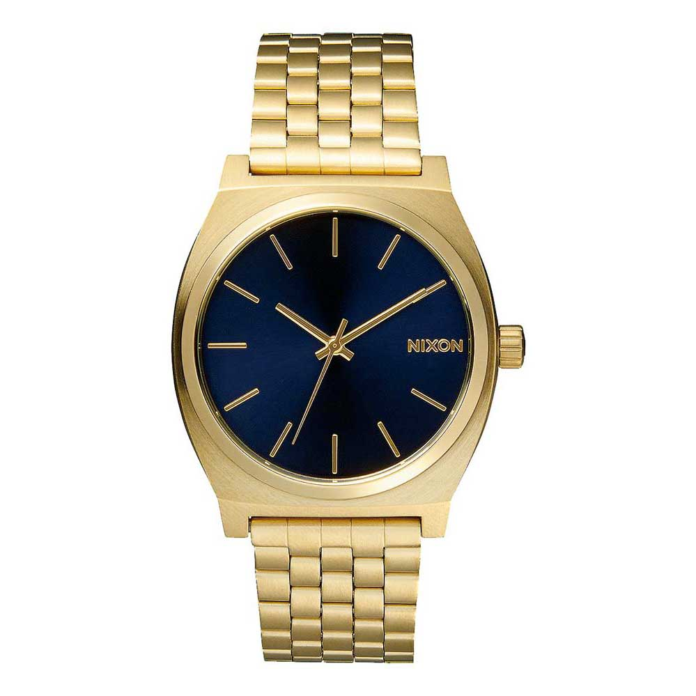 Relógios Nixon Time Teller One Size All Light Gold / Cobalt