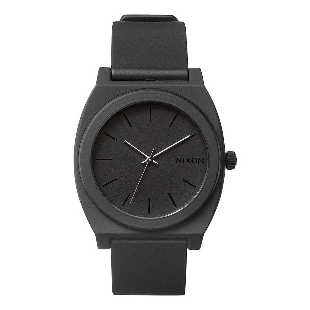 Relógios Nixon Time Teller P One Size Matte Black