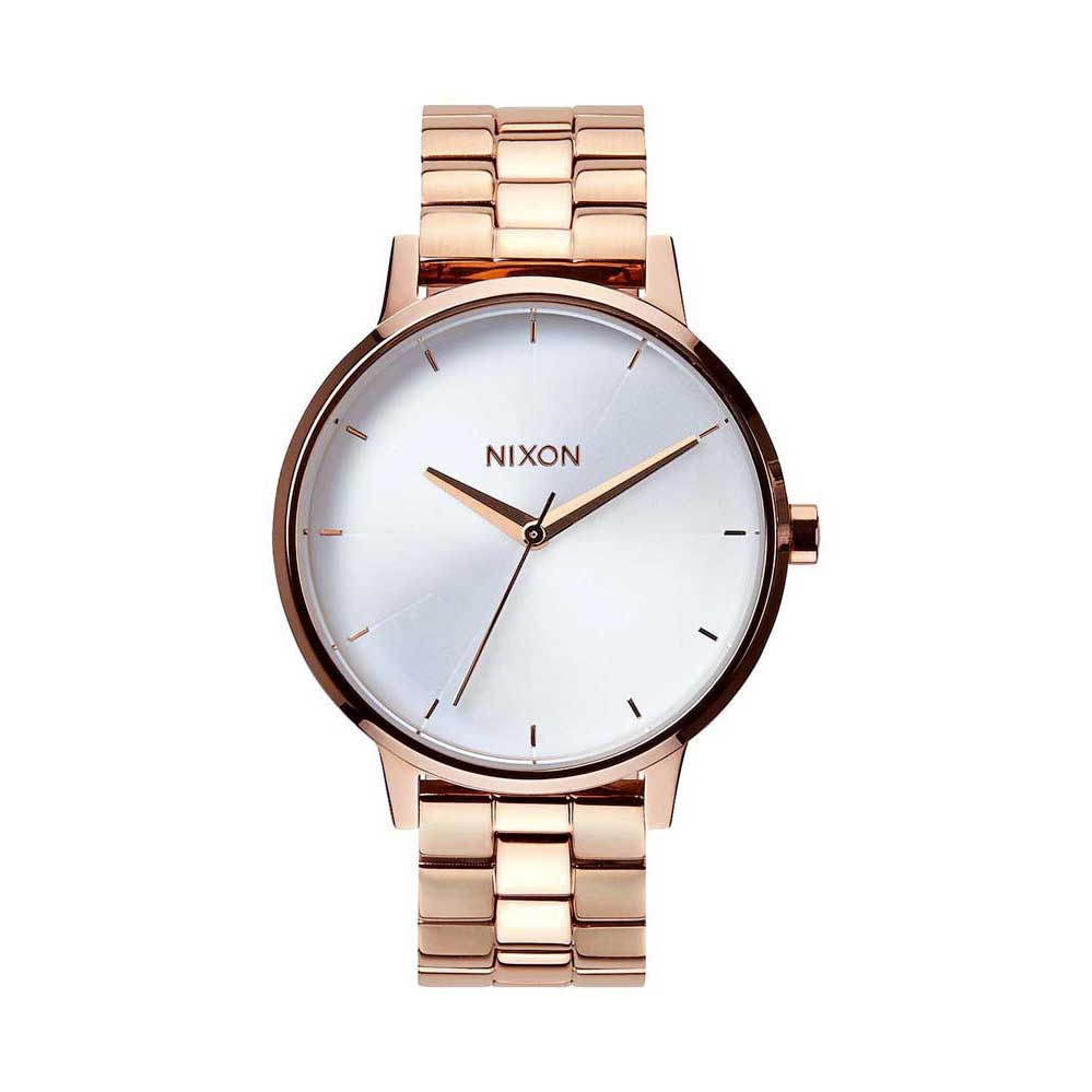 Relógios Nixon Kensington One Size Rose Gold / White