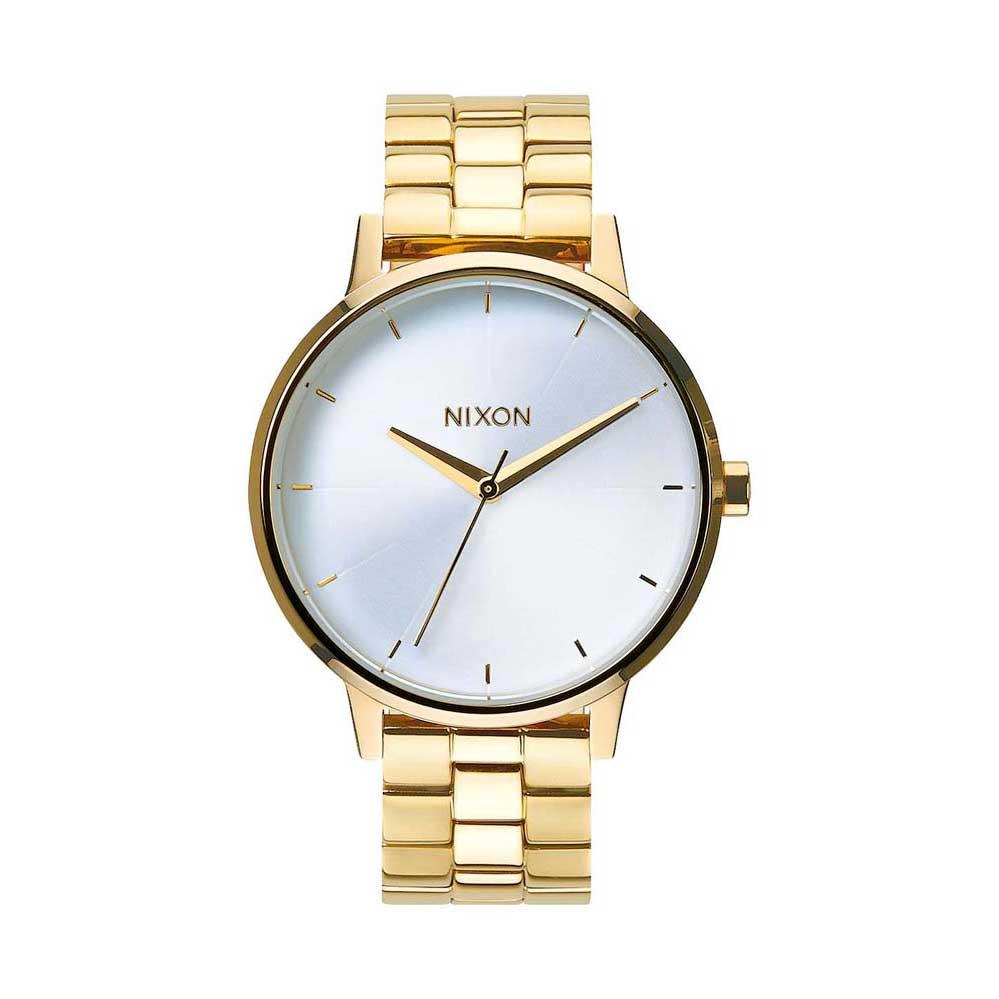Relógios Nixon Kensington One Size Gold / White