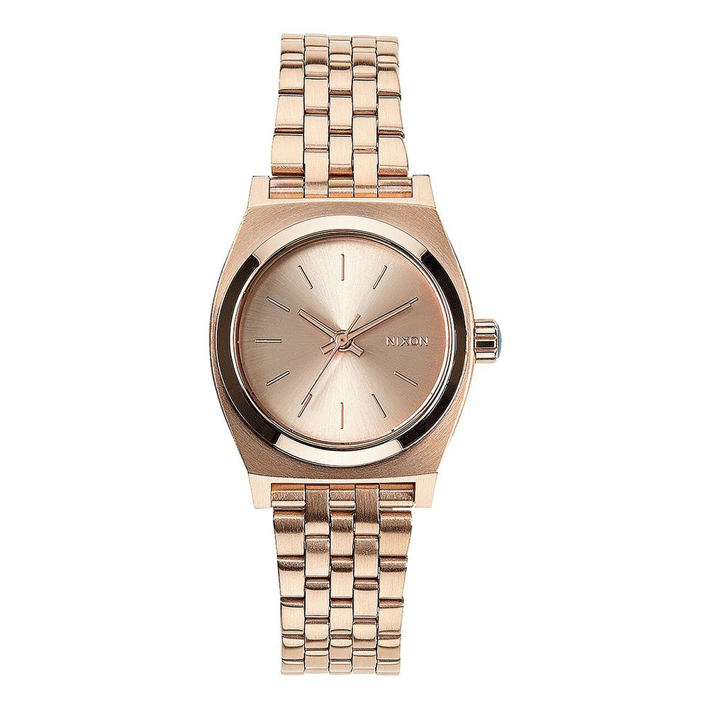 Relógios Nixon Small Time Teller One Size All Rose Gold