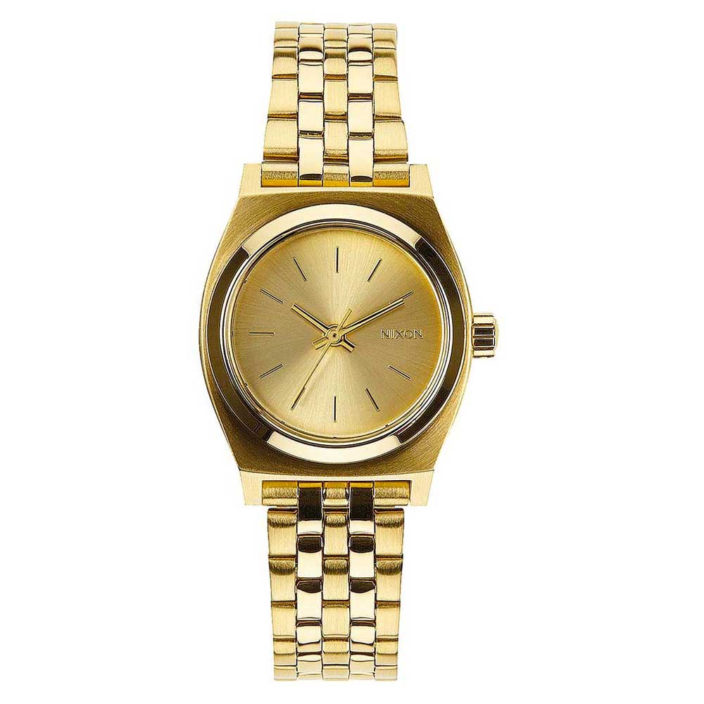 Relógios Nixon Small Time Teller One Size All Gold
