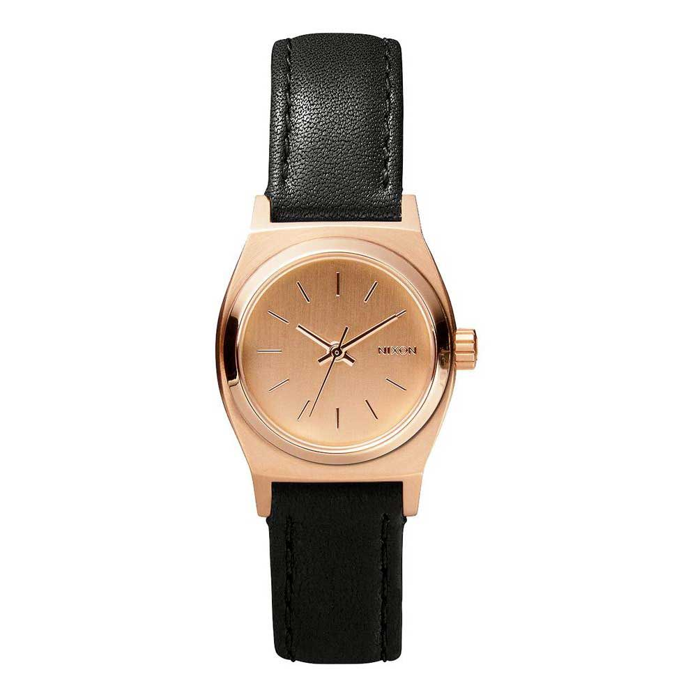 Nixon Small Time Teller Leather
