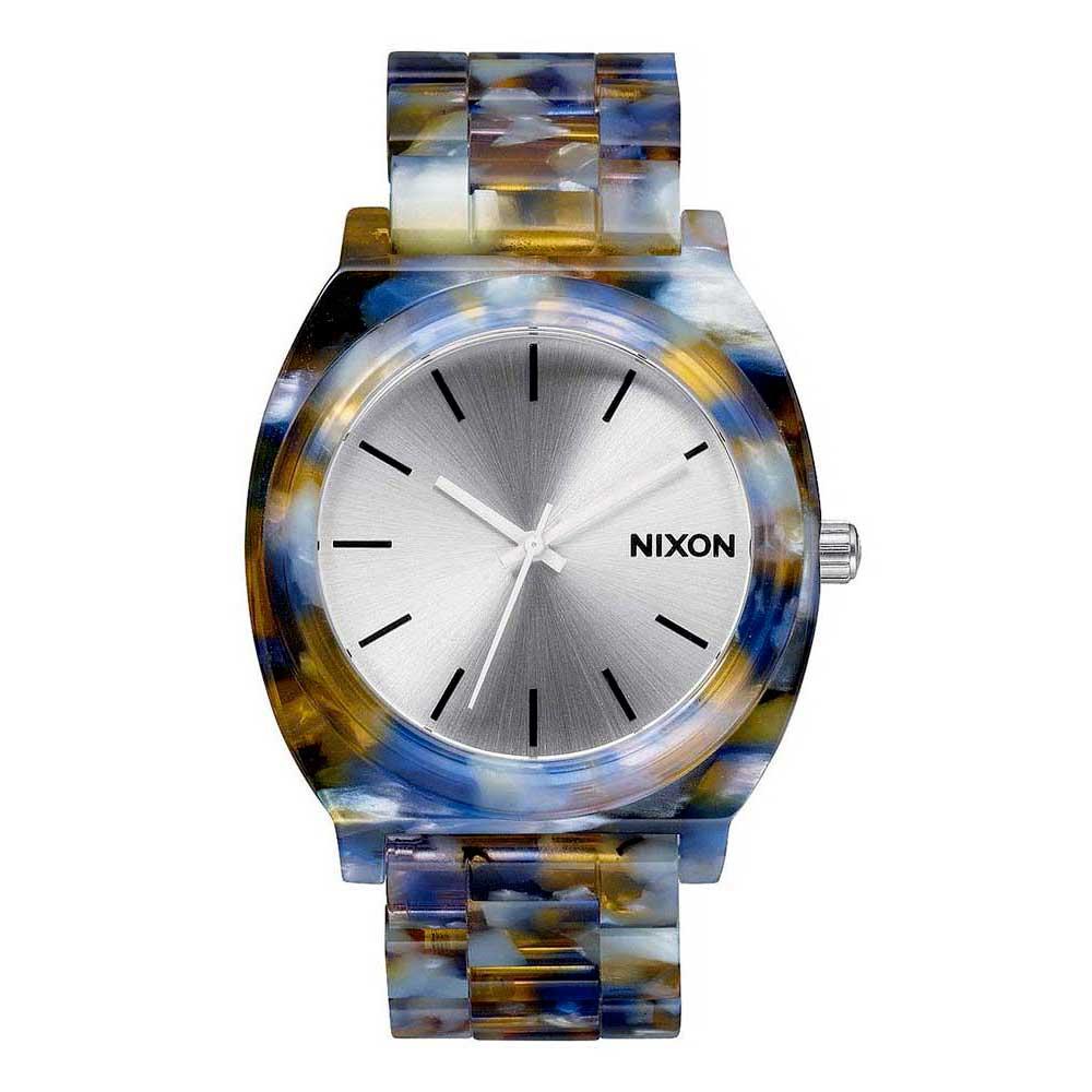 Relógios Nixon Time Teller Acetate One Size Watercolor Acetate