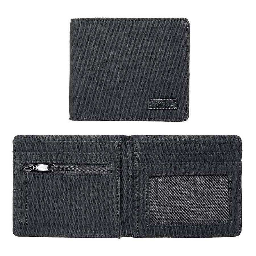 Nixon atls Canvas Bifold Wallet